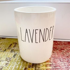 Rae Dunn Lavender Richly Scented Candle